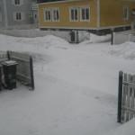 Då var det vinter igen då...