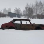 Det som gömms i snö