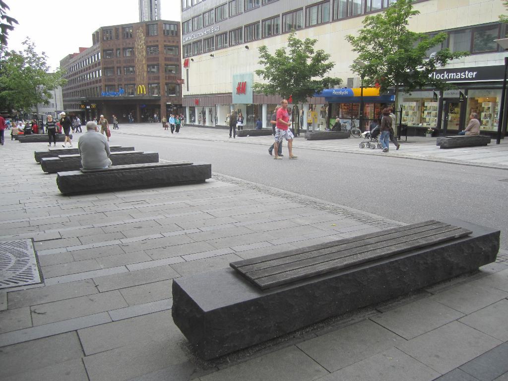 Vasagatan, västerÃ¥s – gemzell's sandlÃ¥da