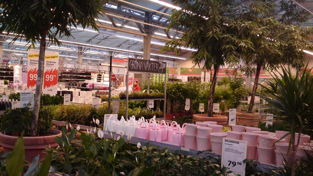 Plantagen Falun