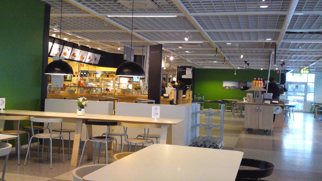 Ikea linköping restaurang
