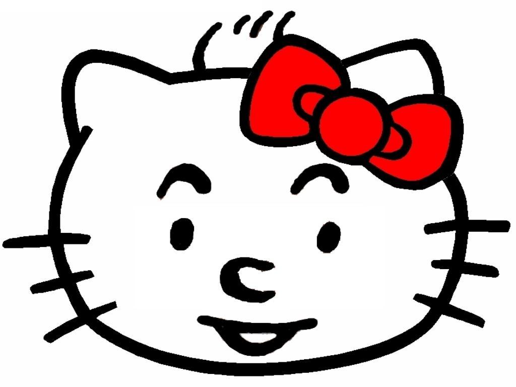 Hello Kitty som Tintin