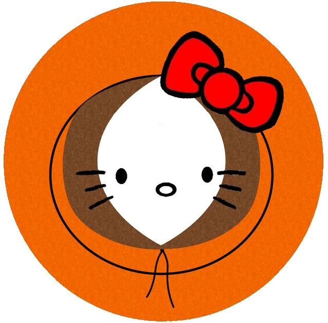 Hello Kitty som Kenny