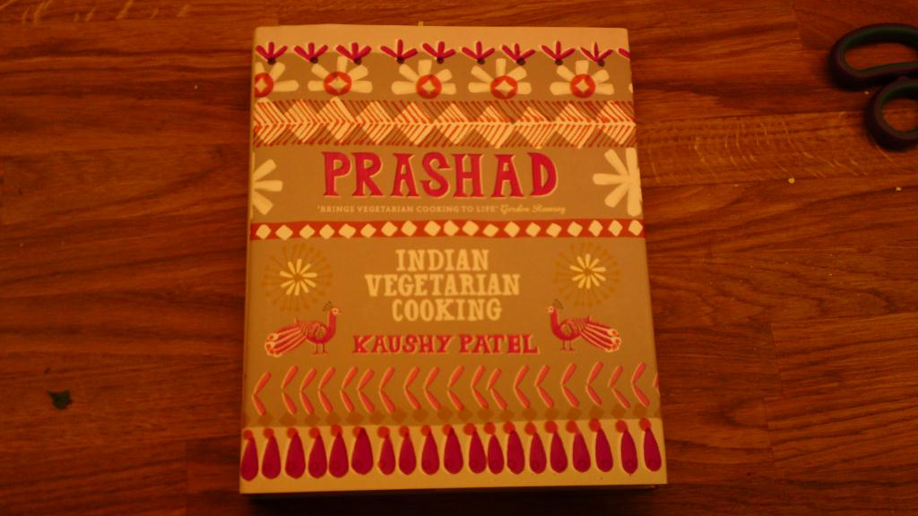 Prashad, Indian Vegetarian cooking, Kaushy Patel