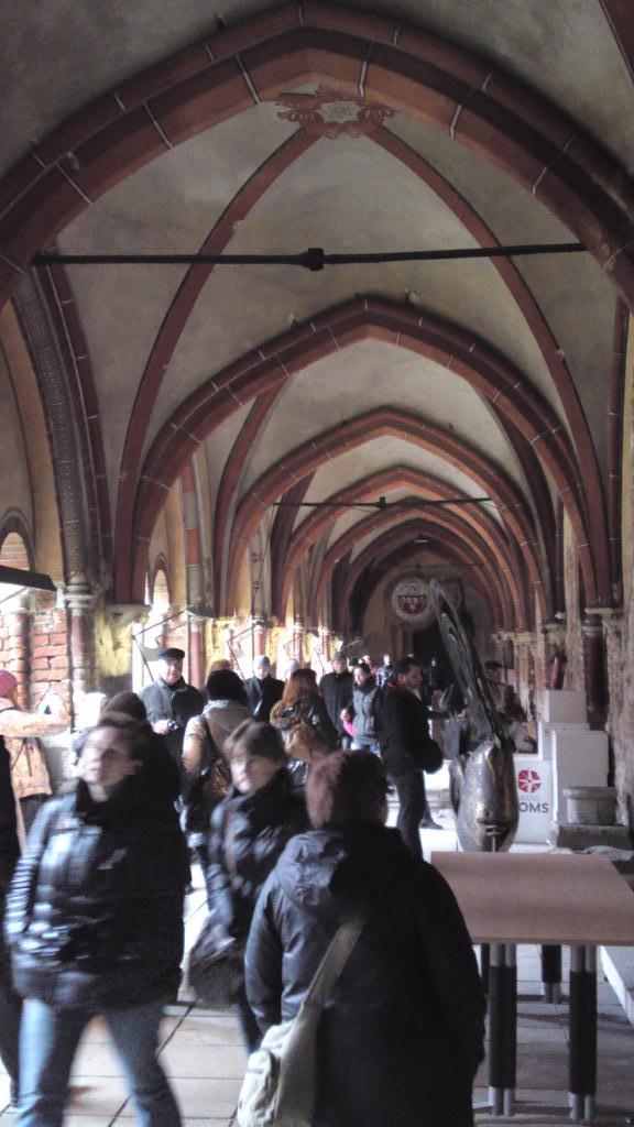 Innergården - Domkyrkan i Riga