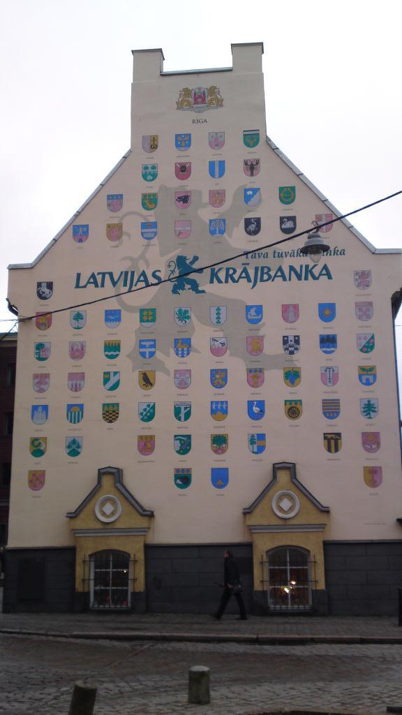 Gavel - Jacobs barrack, Riga