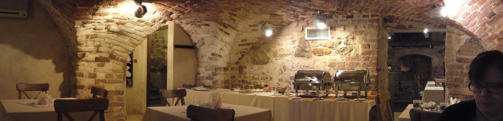 Frukostmatsalen - St. Peter's Boutique Hotel - Riga