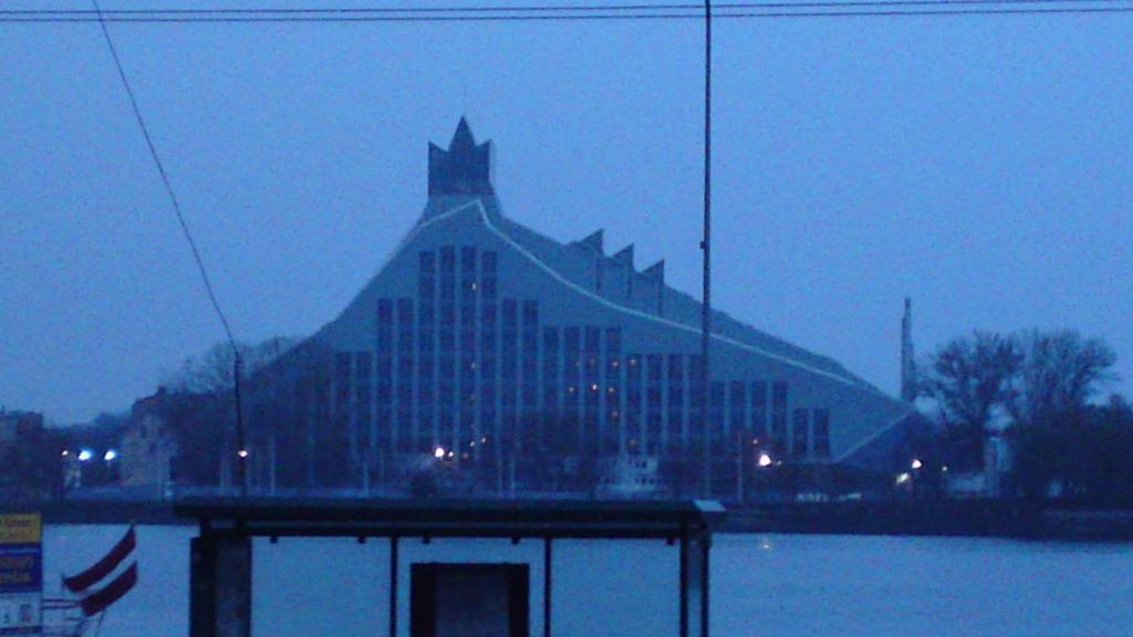 Nationalbiblioteket i Riga