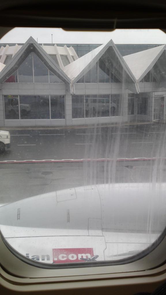 Dags att flyga hem från Riga