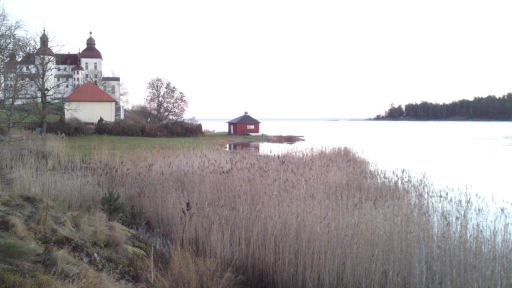 Förmiddag vid Läckö
