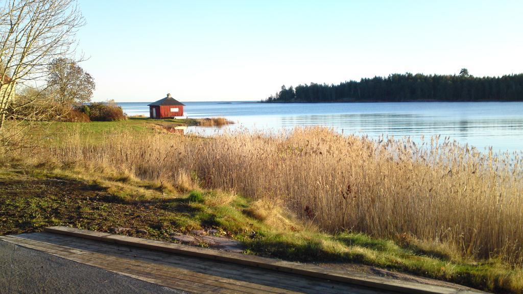 Eftermiddag vid Läckö