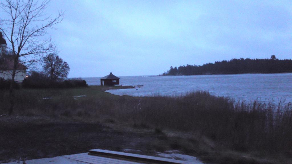 Vänern vid Läckö