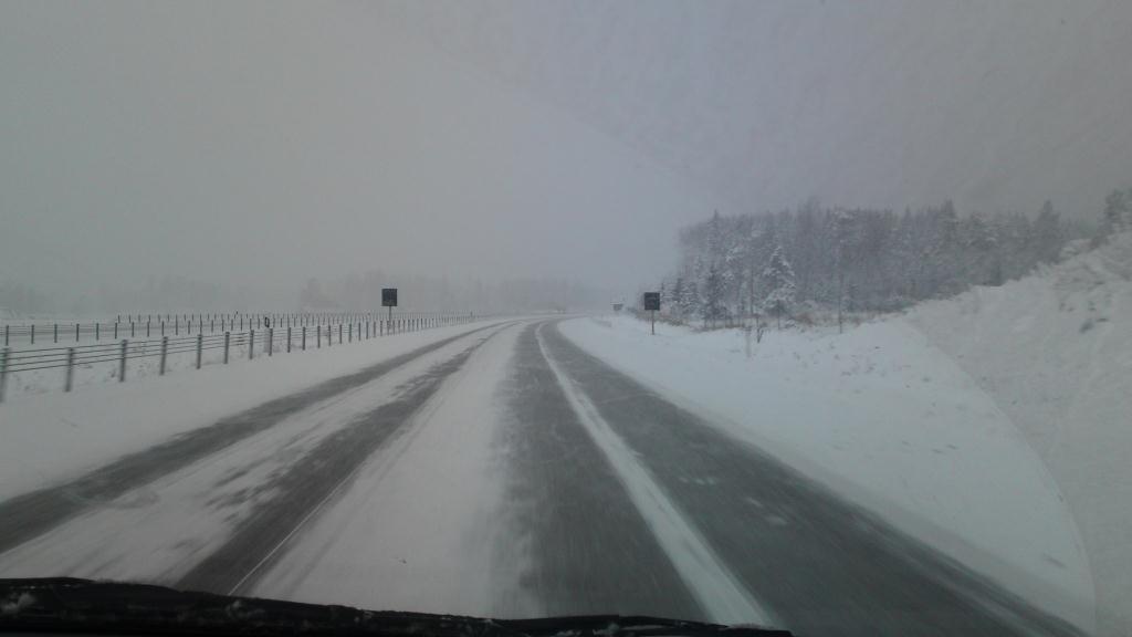 Vinterväg