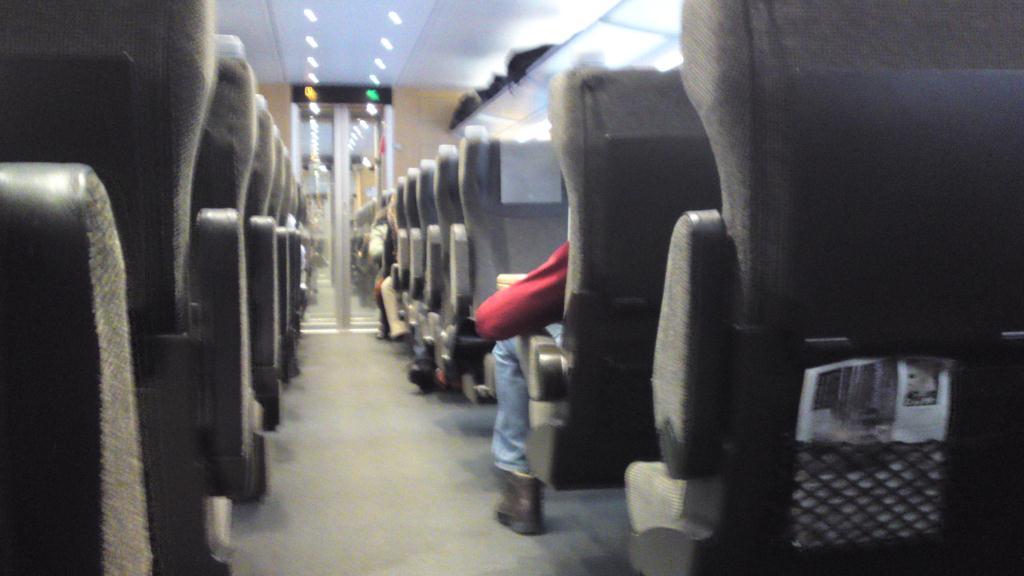På tuffe-tuffe tåget