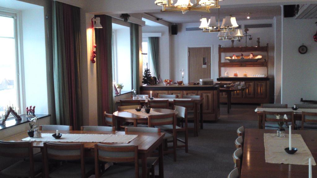 Frukost - Kungshaga Hotell - Orsa