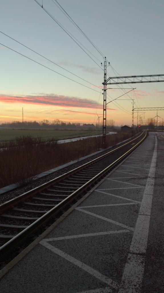 Stationen i Landskrona