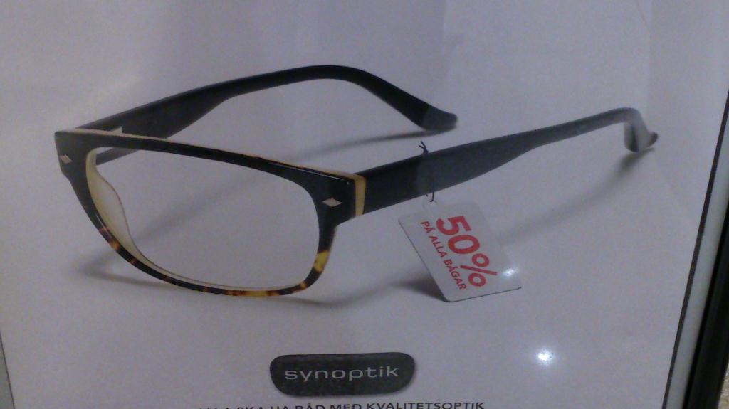 Synoptik 50%