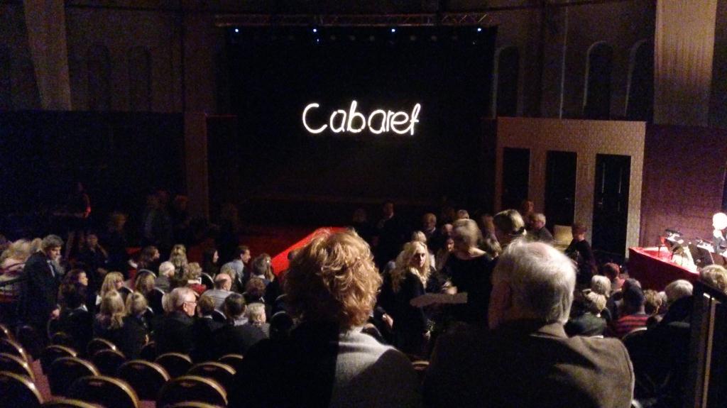 Cabaret - Gasklockorna Gävle