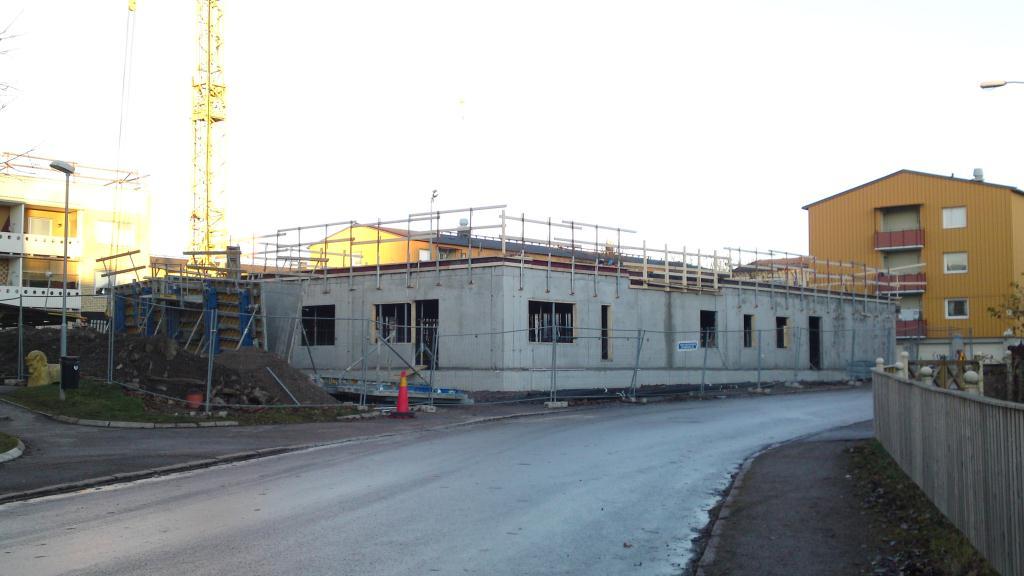 Maskinistgården - Gävle