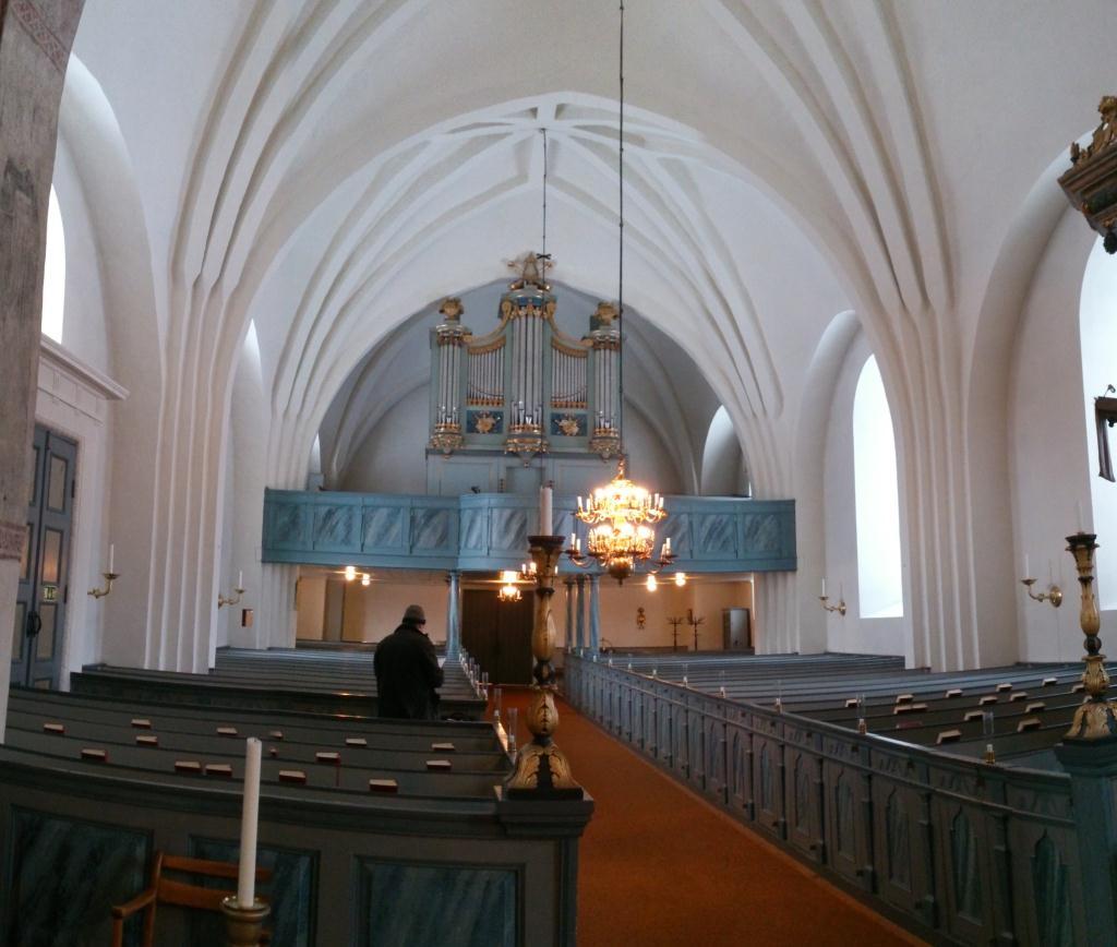 Börstil kyrka