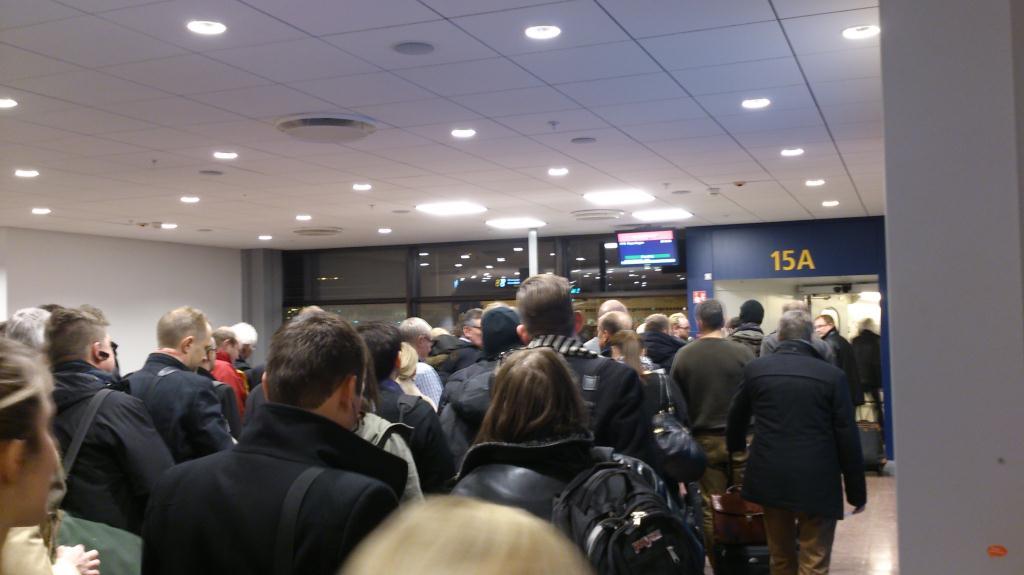 Arlanda Gate 15A, Terminal 5
