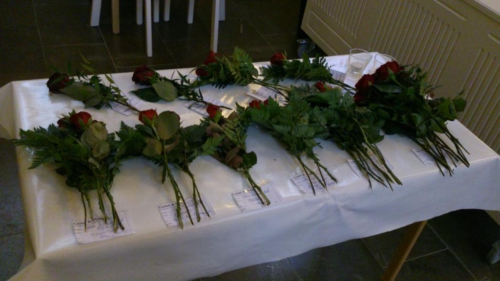 En ros till oss