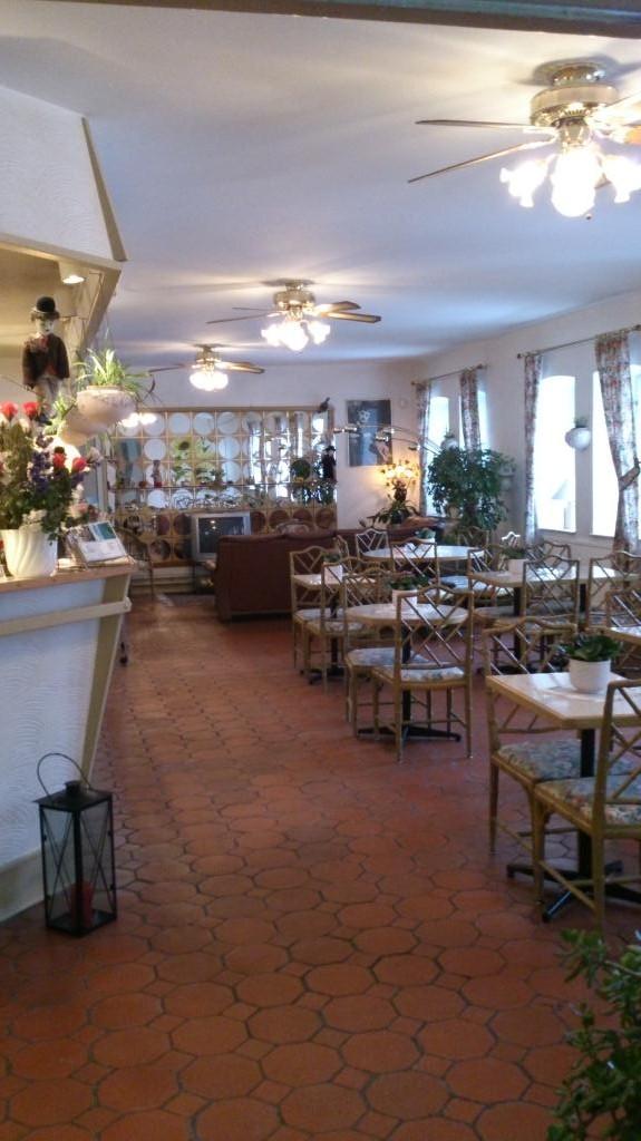 Lobby/Reception Hotel Chaplin - Landskrona