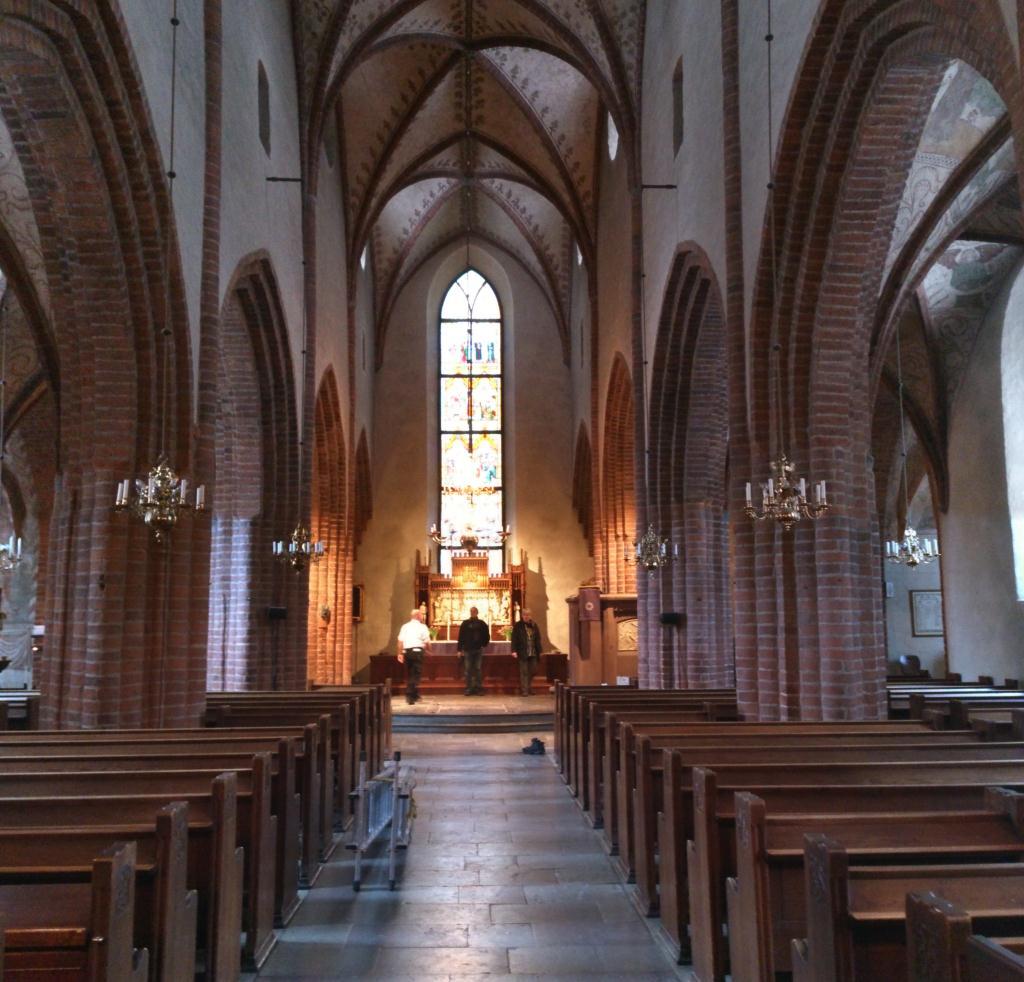 Helga Trefaldighets kyrka, Uppsala