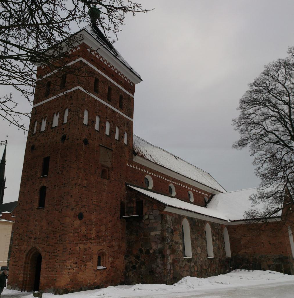 Helga Trefaldighet kyrka - Uppsala