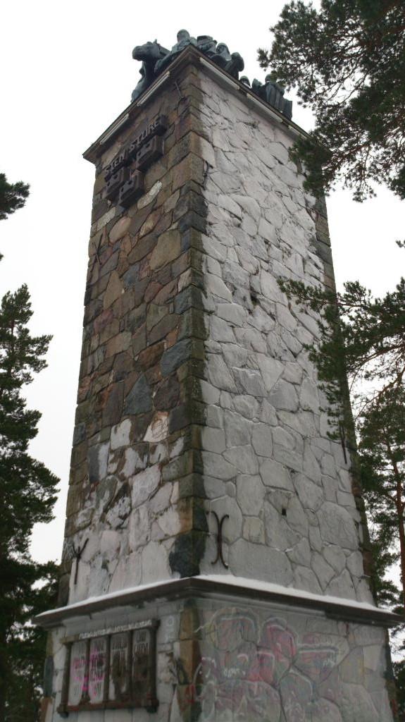 Sten Sturemonumentet - Uppsala