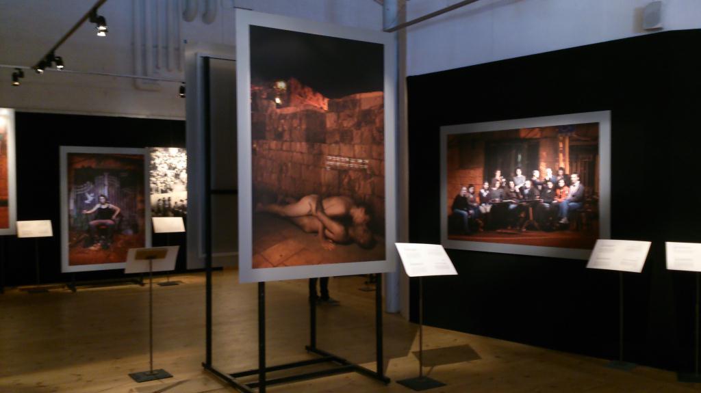 """Västergötlands museum """"Jerusalem"""" - Elisabeth Ohlson Wallin"""