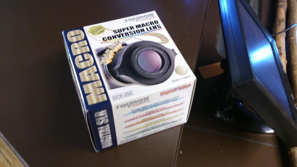 Makrolins - Raynox DCR-250