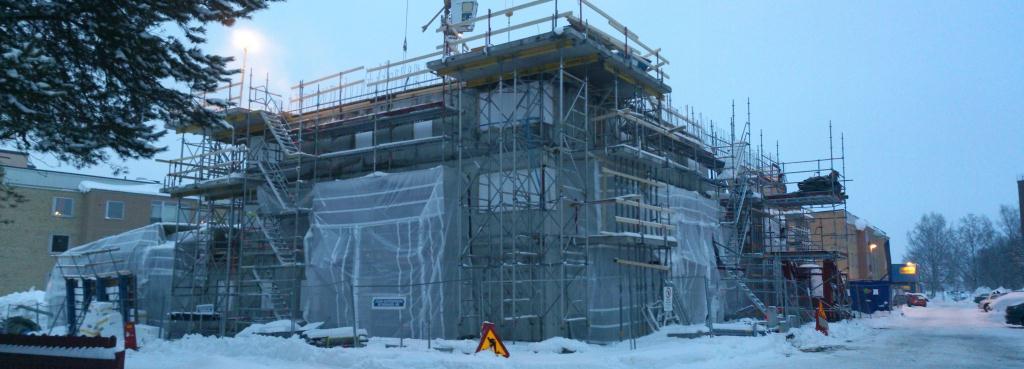 Maskinistgården på Brynäs - Gävle