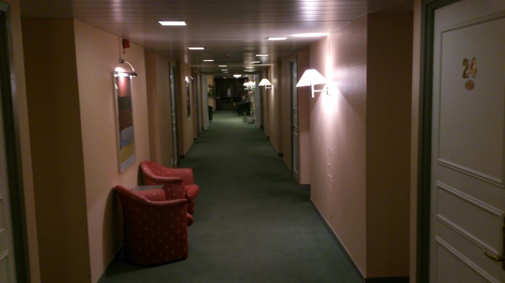Hotell Zäta, Östersund