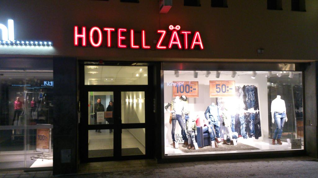 Hotel Zäta, Östersund