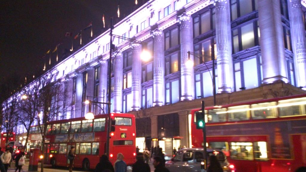 Selfridges - Oxford Street, London