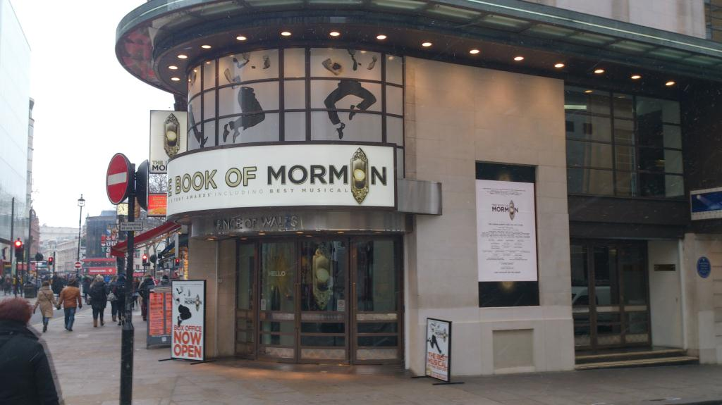 The Book of Mormon - Prince of Wales - London
