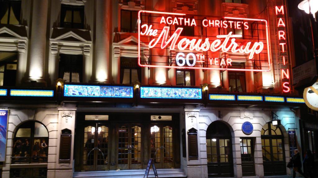 The Mousetrap, St Martins - London
