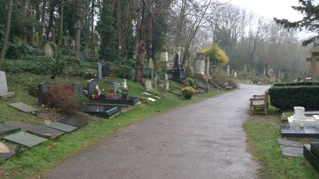 Highgate Cemetery - East