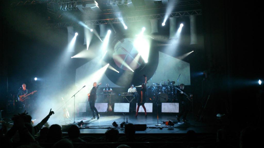 P-Floyd, Gävle Konserthus