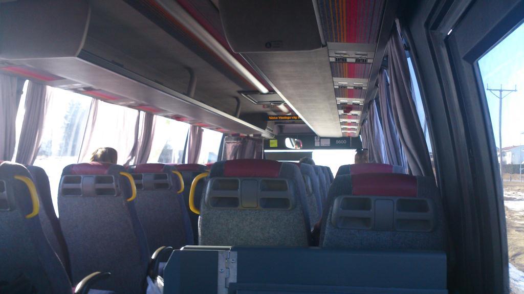 Buss mellan Skövde till Lidköping