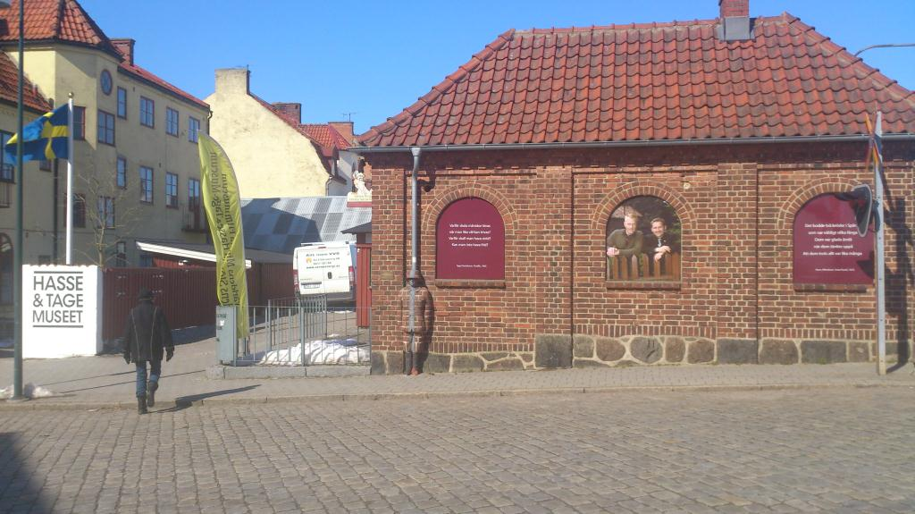 Hasse & Tage Museet i Tomelilla