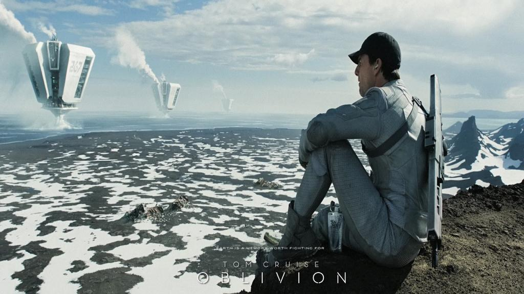 Oblivion Poster