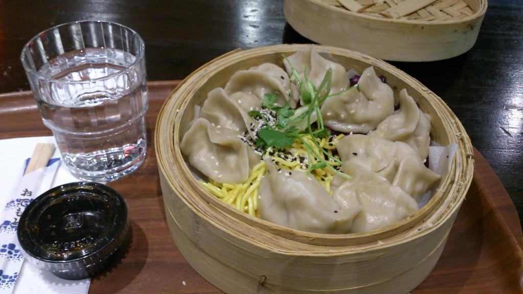 Dumplings, Holy Monkey, Centralstationen Stockholm