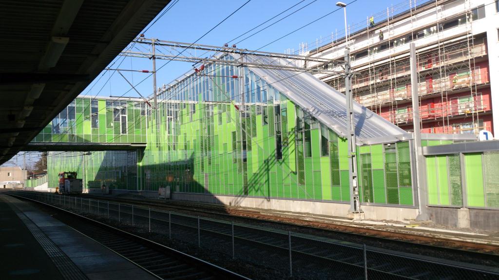 Stationen i Älvsjö