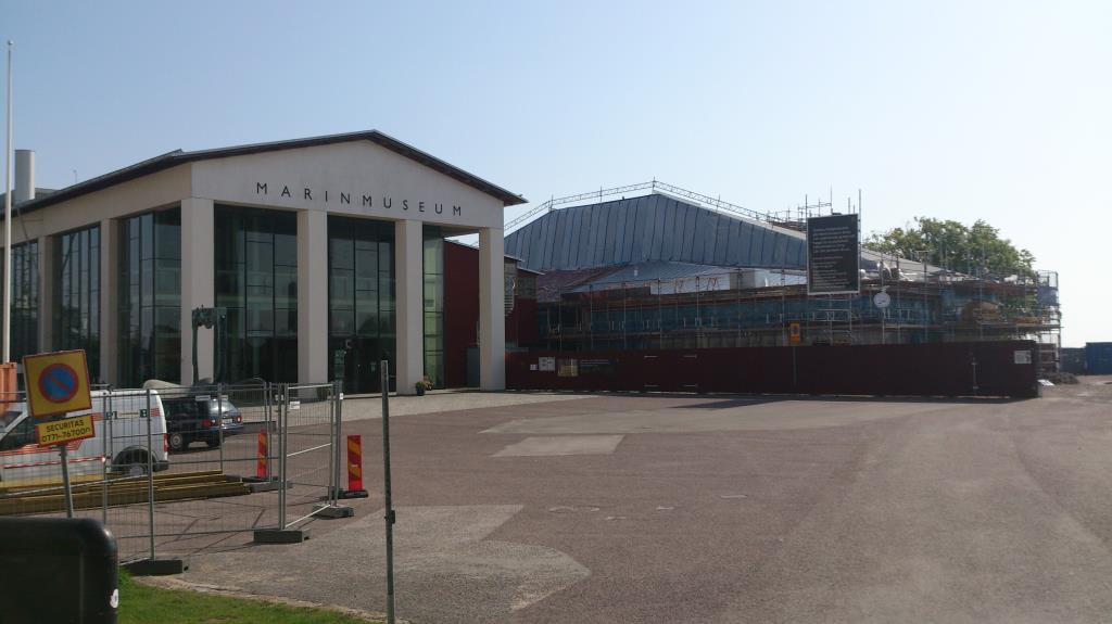 Marinmuseum - Karlskrona