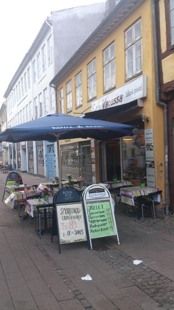 Cafe Vanessa - Helsingör