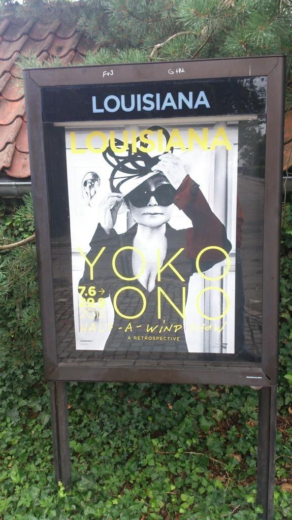 Louisiana - YOKO ONO HALF-A-WIND SHOW