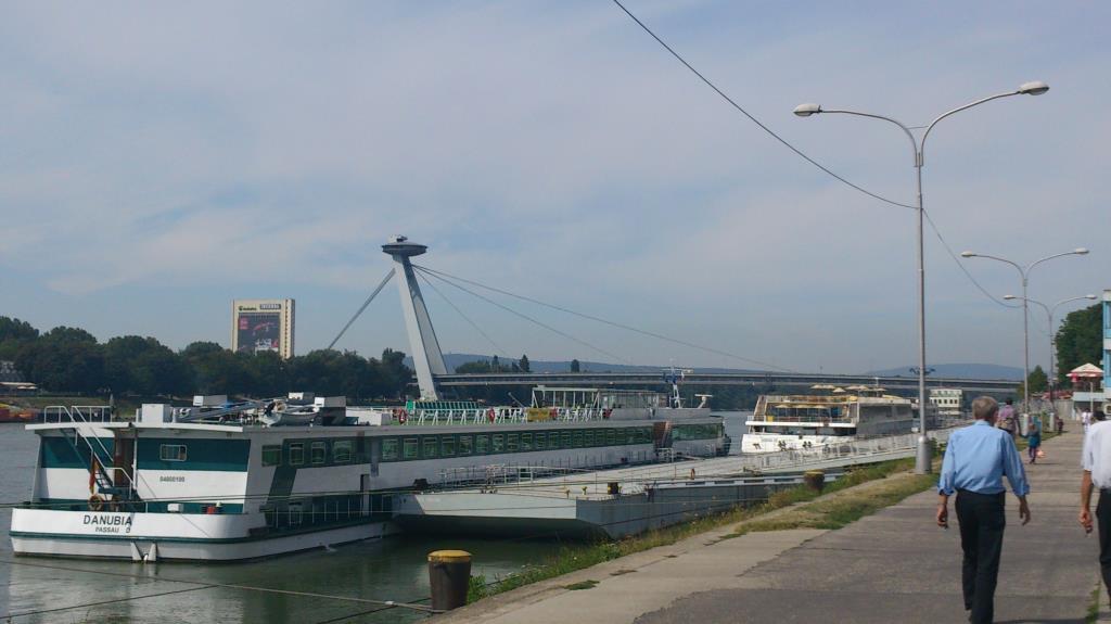 Donau - Bratislava