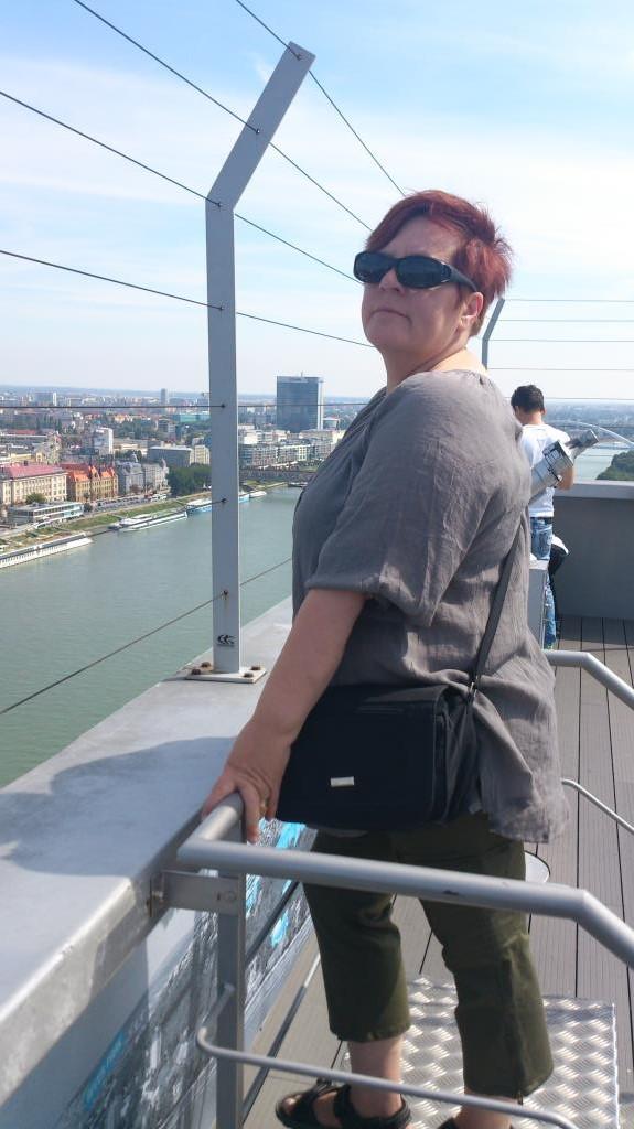 Anne Catrine Gemzell på UFO - Bratislava